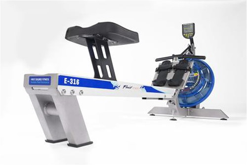 First Degree Fitness Fluid Rower E316 Roeitrainer - Gratis trainingsschema