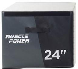 Muscle Power Safe Plyo Box 24 - 61 cm