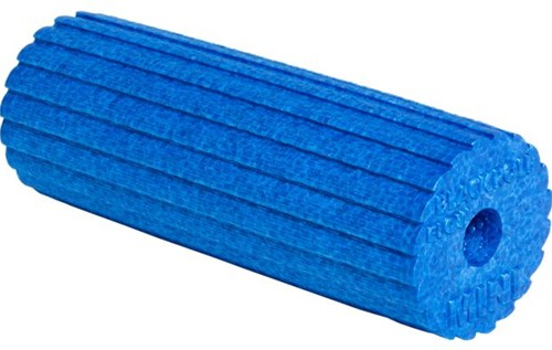 Blackroll Mini Flow Foam Roller - 15 cm - Azuurblauw