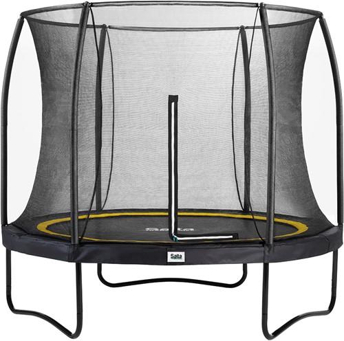 Salta Comfort Edition Trampoline met Veiligheidsnet - 251 cm - Zwart