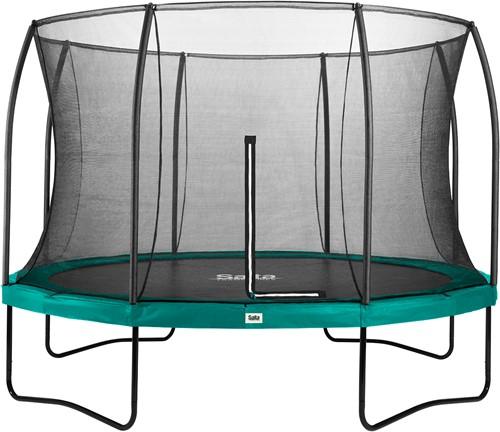 Salta Comfort Edition Trampoline met Veiligheidsnet - 396 cm - Groen