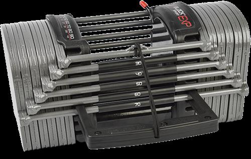 PowerBlock Sport EXP Set 5-70 - Verstellbare dumbbellset - 2,2 tot 31,7 kg