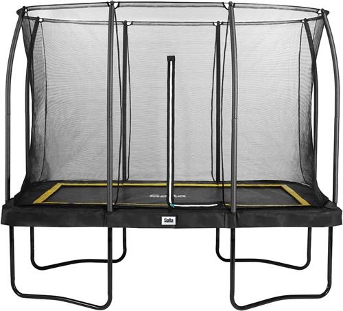 Salta Comfort Edition Trampoline met Veiligheidsnet - 214 x 305 cm - Zwart