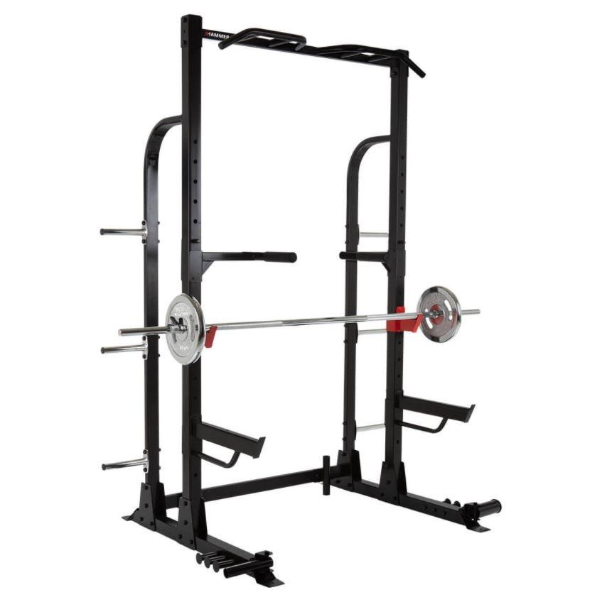 Hammer Core 4.0 Training Station met Barbell Rack