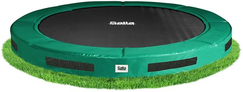 Salta Excellent Ground Trampoline - 183 cm - Groen