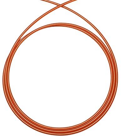 RX Smart Gear Buff - Neon Oranje - 244 cm Kabel
