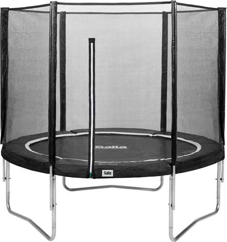 Salta Combo Trampoline met Veiligheidsnet - 183 cm - Zwart