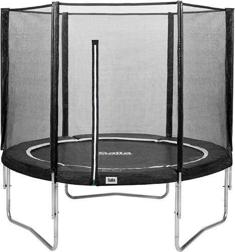 Salta Combo Trampoline met Veiligheidsnet - 251 cm - Zwart