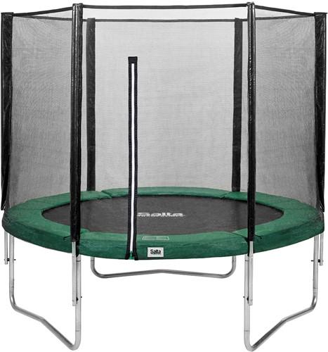 Salta Combo Trampoline met Veiligheidsnet - 183 cm - Groen