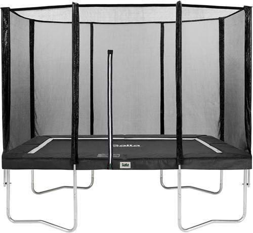 Salta Combo Trampoline met Veiligheidsnet - 153 x 214 cm - Zwart