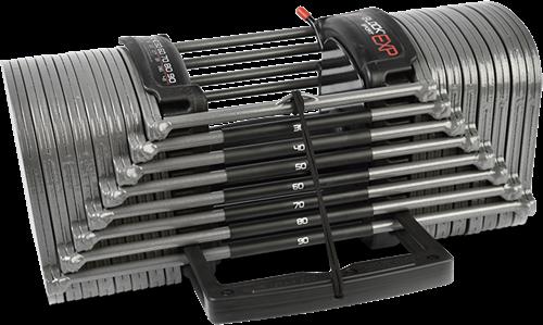PowerBlock Sport EXP Set 5-90 - Verstelbare dumbbellset - 2,2 tot 40,8 kg