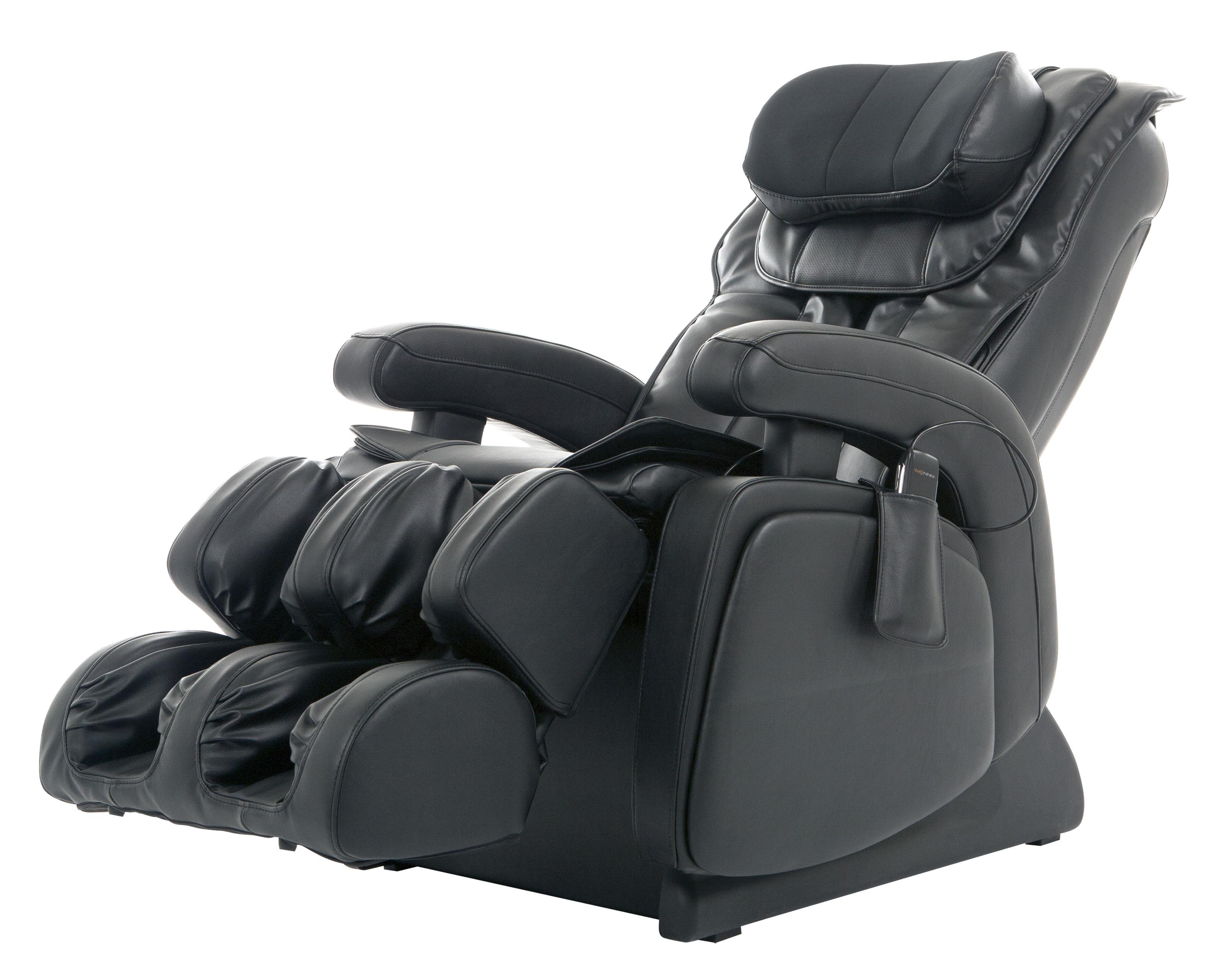 FINNSPA Massagefauteuil Premion zwart