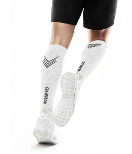 Rehband Compression Socks Wit