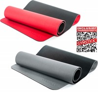 Gymstick Pro Yoga Mat - Met Online Trainingsvideo