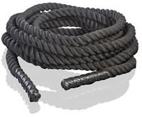 Gymstick Pro Battle Rope - 2 inch/5 cm - 12 m