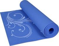Gymstick blauwe fitness mat-1