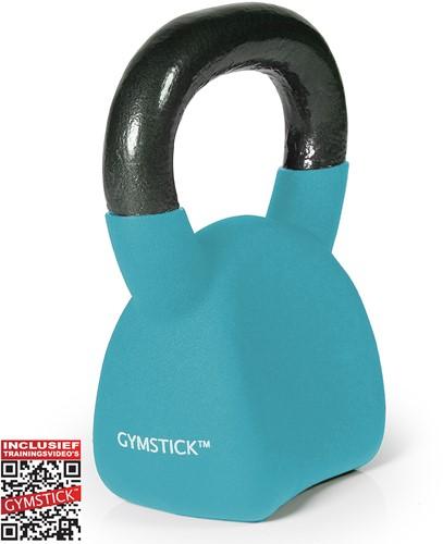 Gymstick Ergo Kettlebell 10kg - Met Online Trainingsvideo
