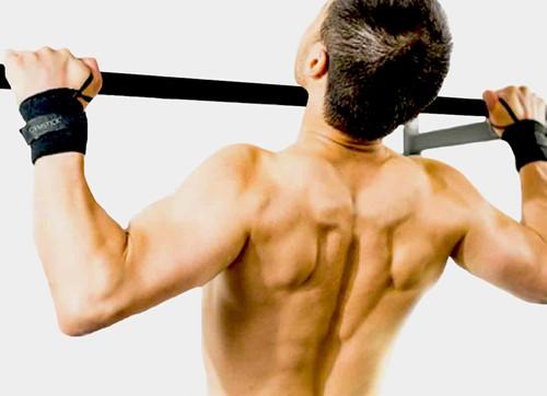 Gymstick Pro Chinning Bar Deluxe - Met Online Trainingsvideo
