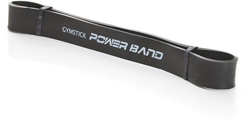 Gymstick Mini Power Band - Zwart - Medium
