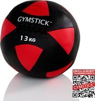 Gymstick Wallball Met Trainingsvideos - 13 kg