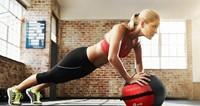 Gymstick Wallball Met Trainingsvideos - 12 kg-2