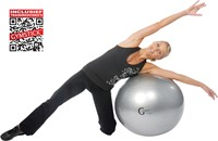 Burst resistant gymbal met trainingsvideo