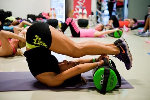 fitness bag model 4