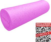 Gymstick Emotion Foam Roller - Met Trainingsvideo