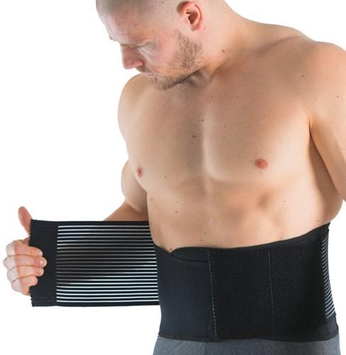 Gymstick Verstelbare Rugband 2.0 S/M