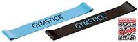 Gymstick Active Mini bands set 2 stuks - Met Trainingsvideo's
