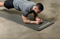 Gymstick fitnessmat NBR Grijs Sfeerafbeelding 1