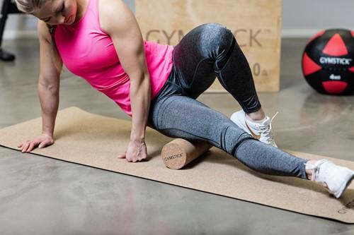 Gymstick Active Massage Roller - Kurk-2