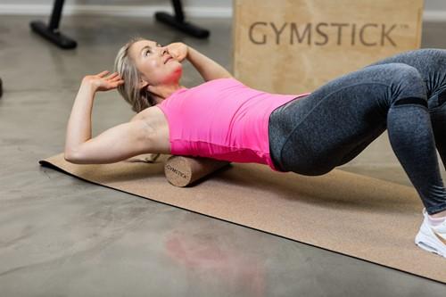 Gymstick Active Massage Roller - Kurk-3