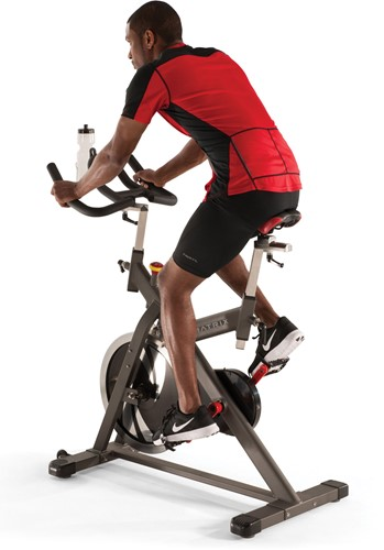 Matrix Indoor Cycle ES fietsen achterkant