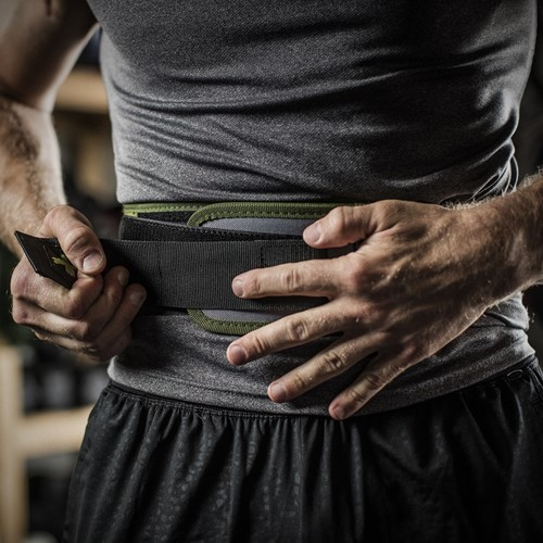 Harbinger Competition CoreFlex Belt lifestyle