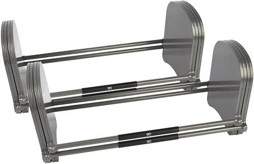 PowerBlock Sport EXP 70-90 Uitbreidingsset - 31,7 naar 40,8 kg