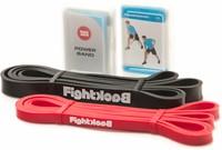 Fight Back Power Bands - Weerstandsbanden met Handvaten - Light