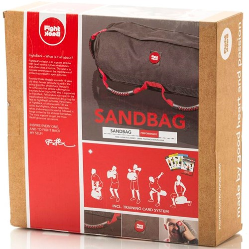 Fight Back Sandbag