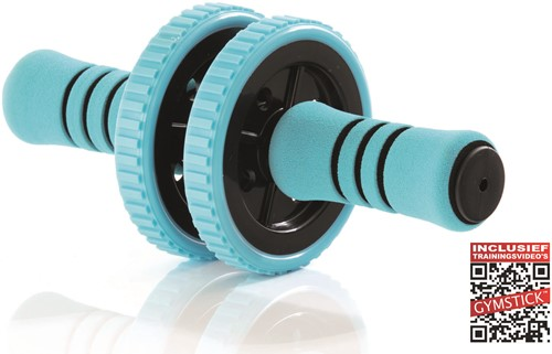 Gymstick Active Workout roller - Met Online Trainingsvideo's