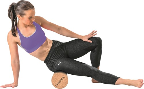 Gymstick Active Fascia Roll Cork-2