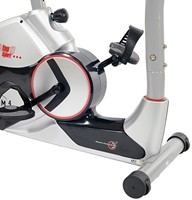 Christopeit EM-4 Ergometer Hometrainer - Gratis trainingsschema
