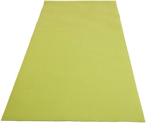 Reha Fitnessmat - Yogamat - Groen 180x61 cm-2