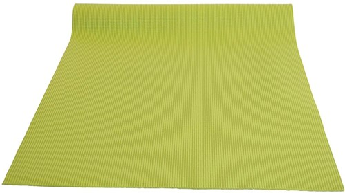 Reha Fitnessmat - Yogamat - Groen 180x61 cm