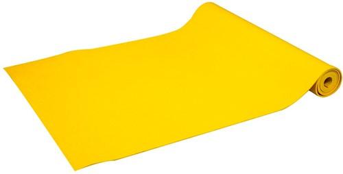 Reha Fit Yoga Mat Geel-Oranje 180x61 cm-2