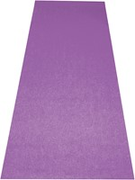 Reha Fit Yoga Mat Paars 180x61 cm-3