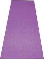Reha Fit Yoga Mat Paars 180x61 cm