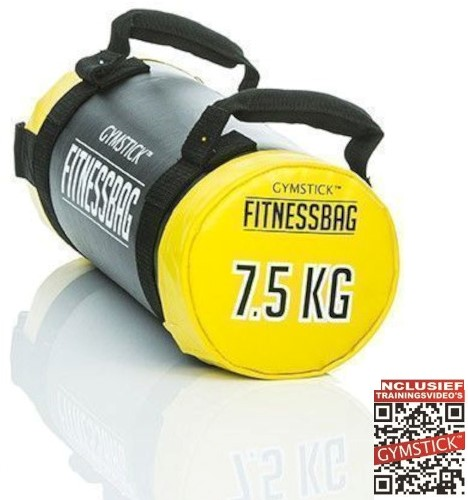 Gymstick Fitness Bag - Powerbag - Met Online Trainingsvideo's - 7,5 kg