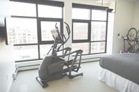 Matrix E50 Crosstrainer XR lifestyle woonkamer