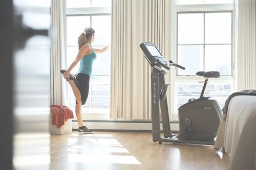 Matrix U50 Hometrainer XR Lifestyle Stretchen