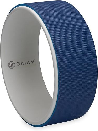 Gaiam Yoga Wiel - Blauw